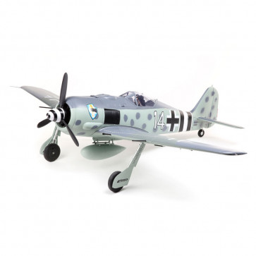 E-Flite Focke-Wulf Fw 190A 1.5m Smart BNF Basic with AS3X and SAFE Select
