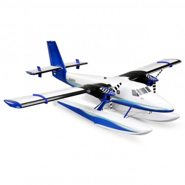 E-flite Twin Otter PNP with Floats