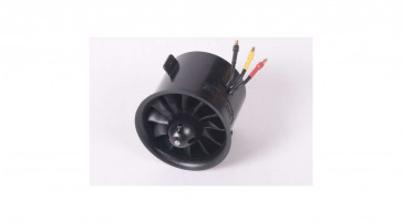 FMS 12-Blade Ducted Fan with Motor, 70mm