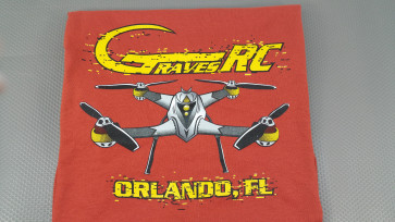 Gvsquadteebr C Graves Rc Hobbies Quadcopter T Shirt Bronze Remote Controlled Hobby