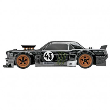 HPI RACING - RS4 SPORT3, KEN BLOCK, 1965 FORD MUSTANG HOONICORN RTR, 1/10 SCALE, 4WD, BRUSHED RALLY CAR
