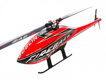 SAB Goblin Fireball Competition Electric Helicopter Kit
