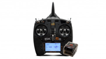 SPEKTRUM DX6e 6CH System with AR620