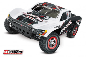Traxxas Slash 2WD Short Course OBA and ID RTR White