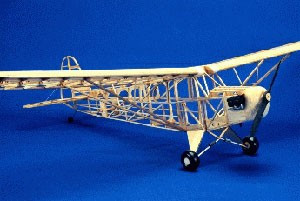 Hrrk103 Herr Piper J3 Cub Kit Remote Controlled Hobby