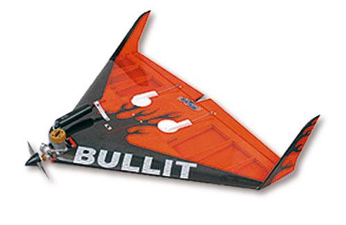 top02039 topmodel bullit speed flying wing red remote controlled hobby. Black Bedroom Furniture Sets. Home Design Ideas