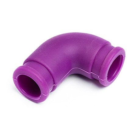PURPLE HPI-87057 SILICONE EXHAUST COUPLING 12X30mm