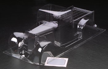 Par10304 Parma 1 10th Scale 34 Ford Truck Body Remote Controlled Hobby