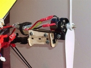 Rrcssamm Radical Rc Slow Stick Adjustable Motor Mount Kit