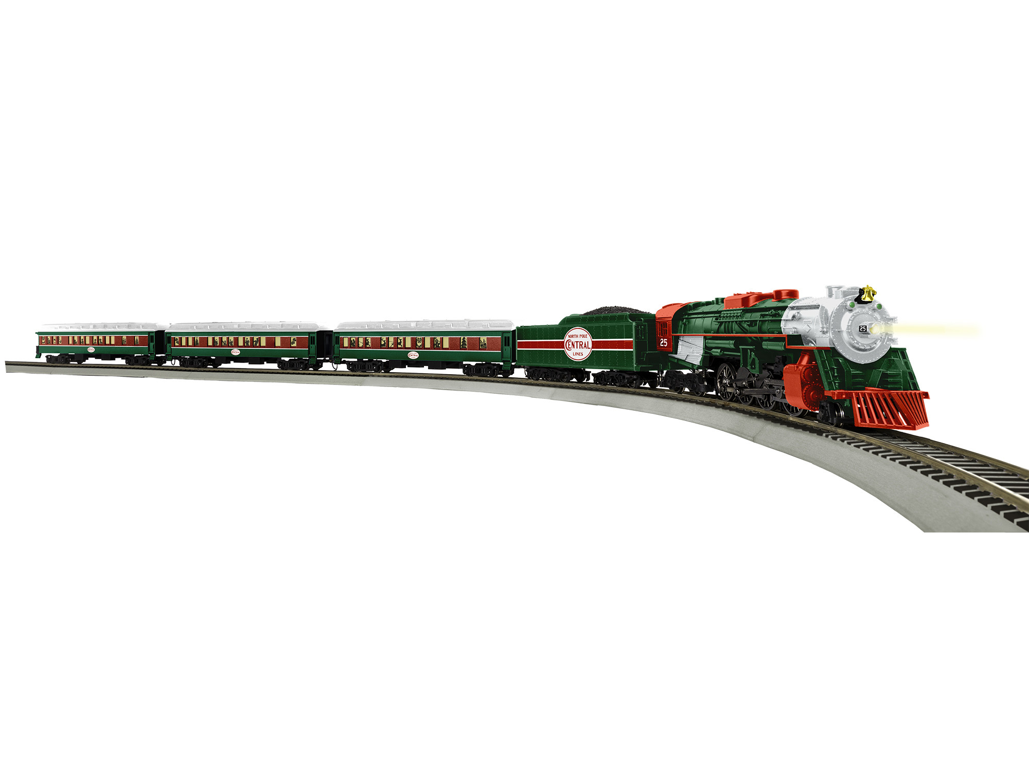 Lionel Christmas Express Train Set (HO)