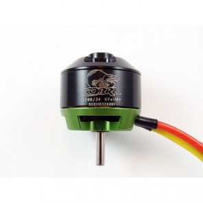 Cobra C-2208/34 Brushless Motor,1180KV
