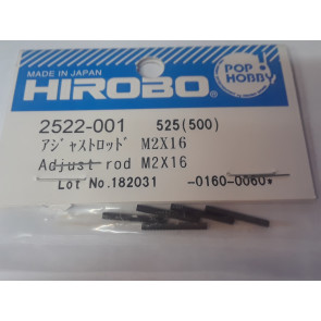 HIROBO ADJUST ROD M2X16