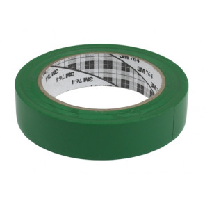 "3M 1"" X 36 YARD GREEN TAPE"