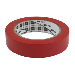 "3M 1"" X 36 YARD RED TAPE"