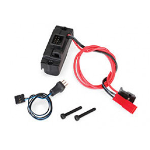 TRAXXAS LED lights, power supply