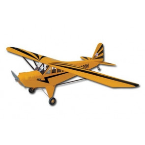 AIRBORNE MODELS Clipped Wing Cub 1/6 Scale Yellow/Black