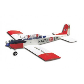AirBorne Models T-34 Mentor 40 RED 58""