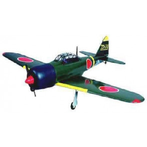 AIRBORNE MODELS ZERO FIGHTER 60
