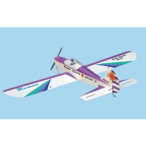 AIRBORNE MODELS SUPER SPORT SENIOR PURPLE / BLUE