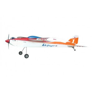 AIRBORNE MODELS LA FLYER 40 ORANGE