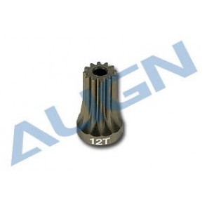 ALIGN T-REX 500 MOTOR PINION GEAR 12 TOOTH