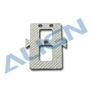 Align CF Battery Mounting Plate (SILVER)