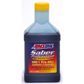 AMSOIL 2 Cycle Oil 100:1  8 OZ.