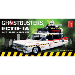 AMT 1/25 Ghostbusters Ecto-1 Model Kit