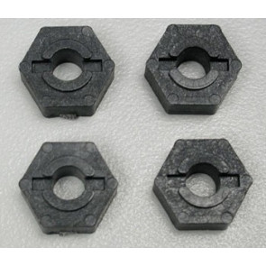 Associated Wheel Hex Adapters TC3 (4)