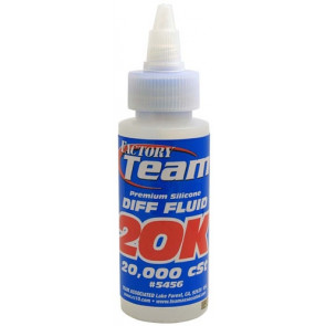 Associated Silicone Differential Fluid 20,000 cSt 2 oz