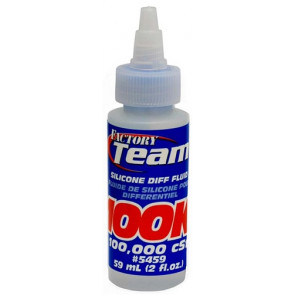 Associated Silicone Differential Fluid 60,000 cSt