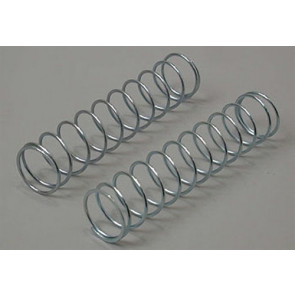 Associated Spring Rear 2.75x.042 Wire Silver (2)