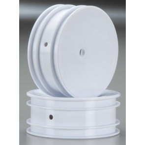 Associated Front Buggy Dish Wheel White (2)
