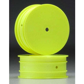 Associated Front Dish Wheel Yellow B44 (2)