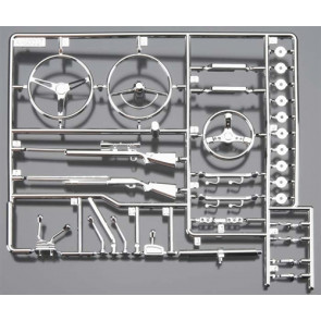 Axial Interior Detail Parts Tree Chrome