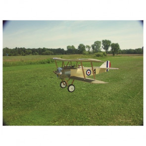 BALSA USA SOPWITH PUP 1/6 SCALE