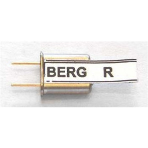 BERG CH 21 RECEIVER MICRO CRYSTAL