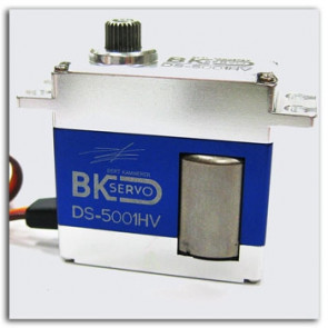 BK Servo DS-5001HV Digital Cyclic Servo