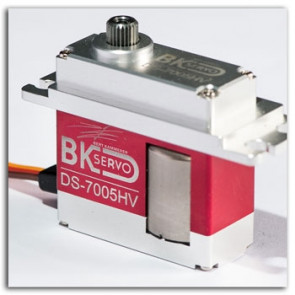 BK Servo DS-7005HV Multi Size Digital Tail Servo