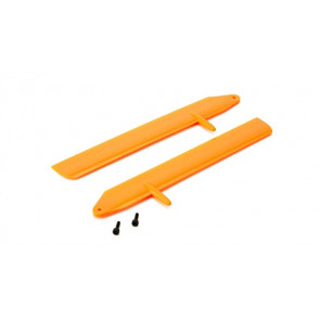 BLADE Fast Flight Main Rotor Blade Set, Orange: 130 X