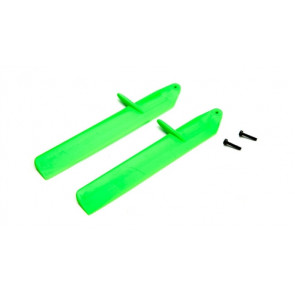 BLADE Fast Flight Main Blade Set, Green: mCP X BL
