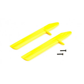 BLADE Fast Flight Main Blade Set, Yellow: mCP X BL