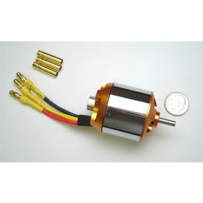 BP HOBBIES A2826-4 BRUSHLESS OUTRUNNER MOTOR