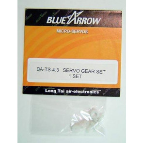 BLUE ARROW SERVO GEAR SET
