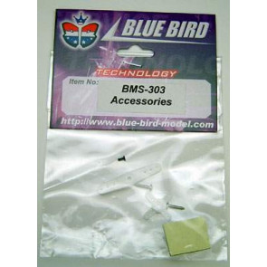 BLUE BIRD BMS-303, BMS-303JST, BMS-303DD, HORN & ACCESSORIES
