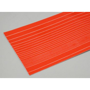 Coverite Graphic Striping Tape Red