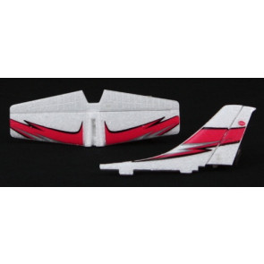 Cox Stabilizer and Fin/Rudder Set Sky Ranger EP