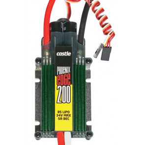 Castle Creations Phoenix Edge 200 34V 200 Amp ESC
