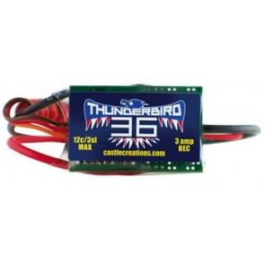 Castle Creations Thunderbird 36 Brushless Speed Control