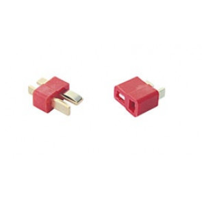 Deans 2-Pin Ultra Plug Male/Female Set